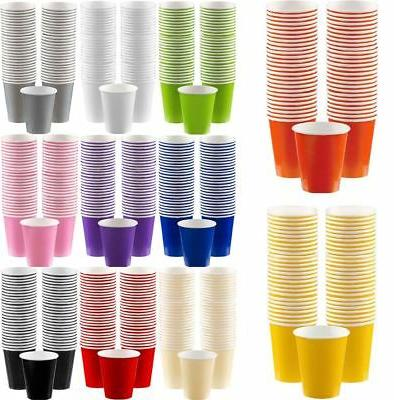 disposable paper coffee cups 340ml pack of