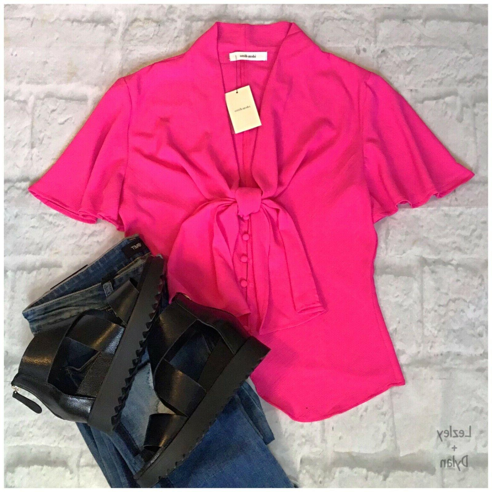 IDEM DITTO Hot Bell Top Retails $48