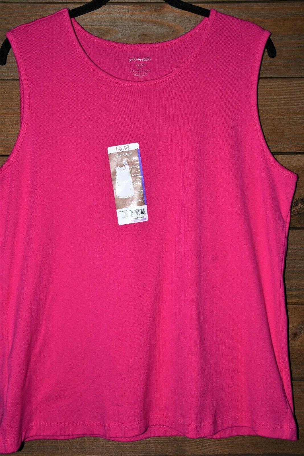 White Stag Sleeveless New With Tags Top