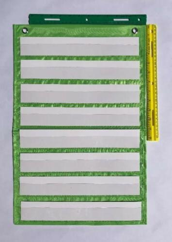 Lime Green Chart by Happy 8 Supplies
