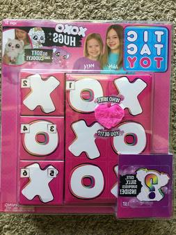 TIC TAC TOY XOXO Hugs Blind Mystery 6 Pack Plush HOT PINK Sw